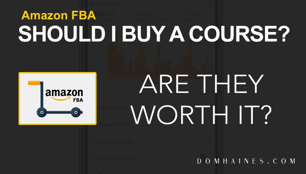 Feature Image are amazon fba courses worth it CROPPED
