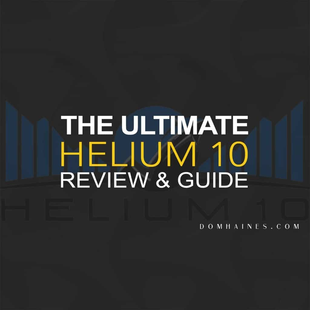 Helium 10 review and guide