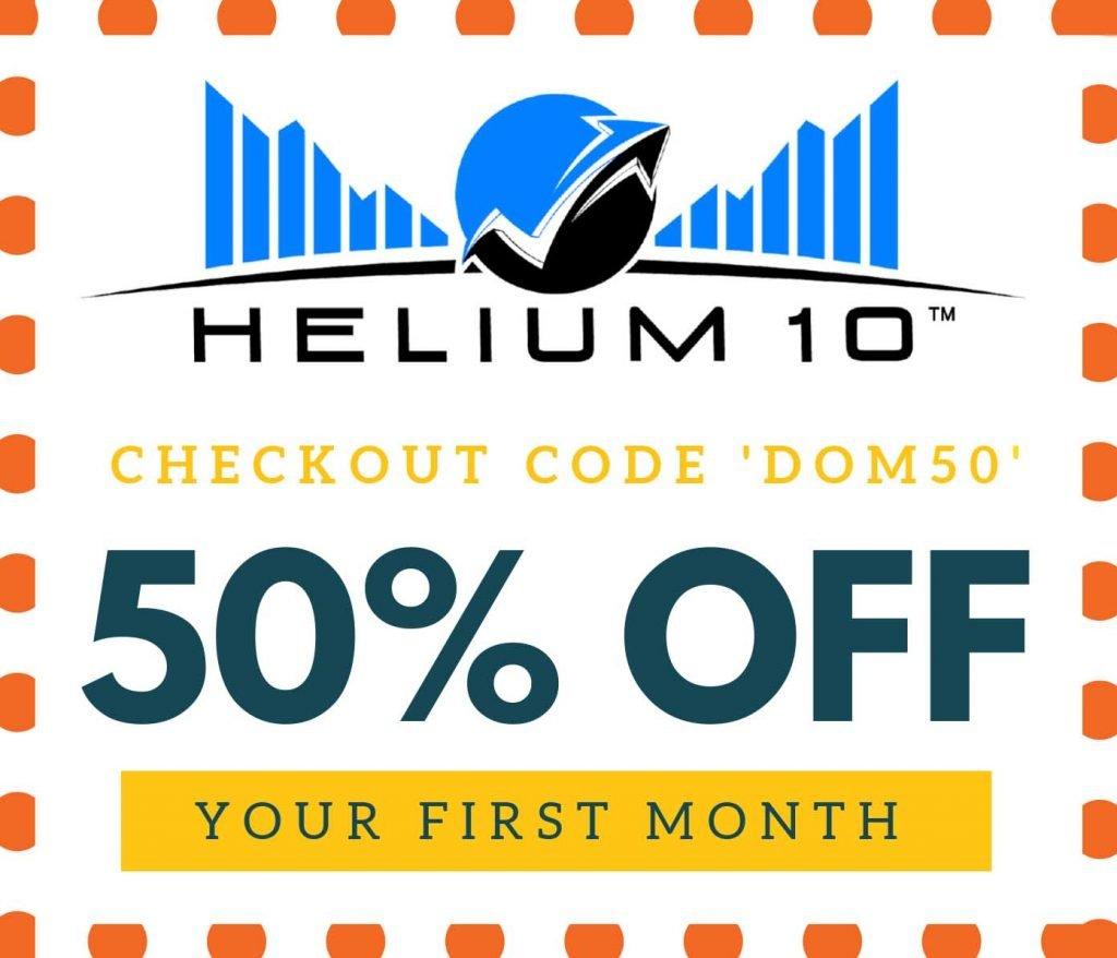 helium 10 coupon 50
