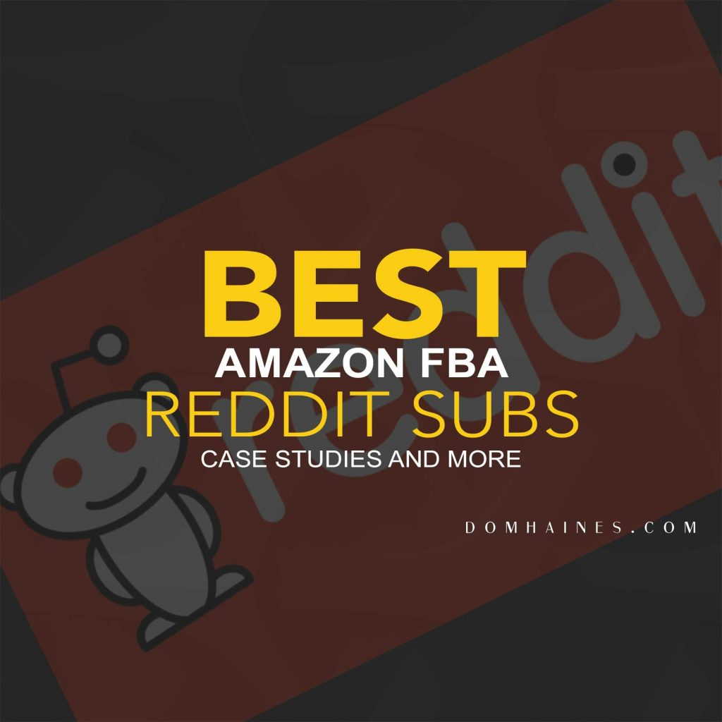 amazon fba reddit groups