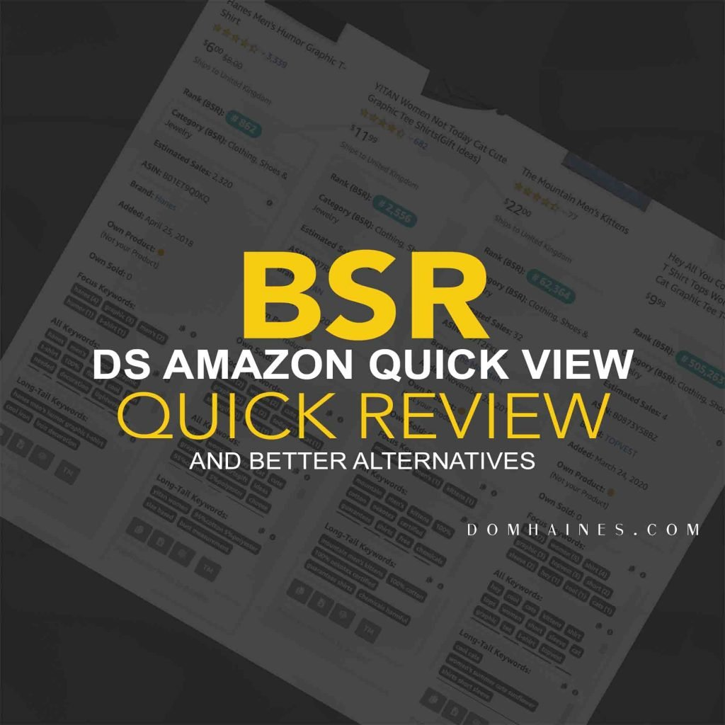 ds amazon quick view