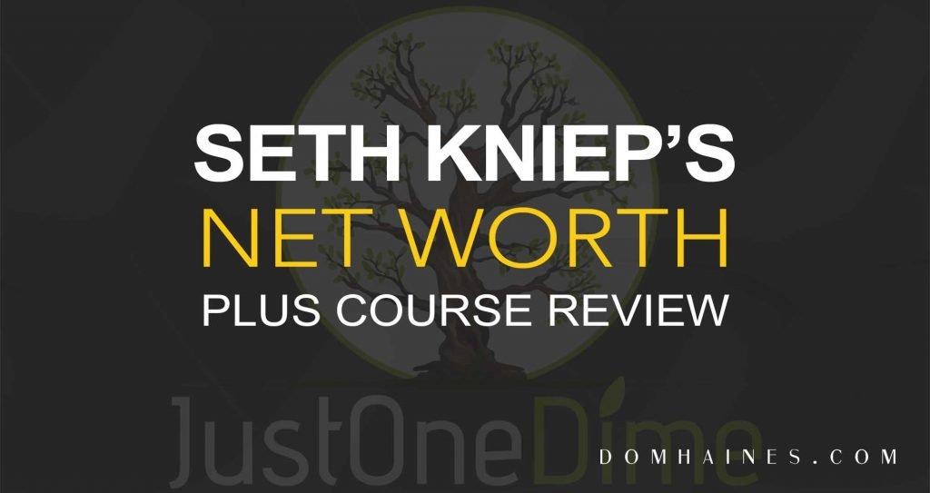 seth kniep net worth