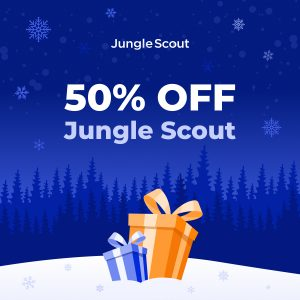 Jungle scout 50% discount