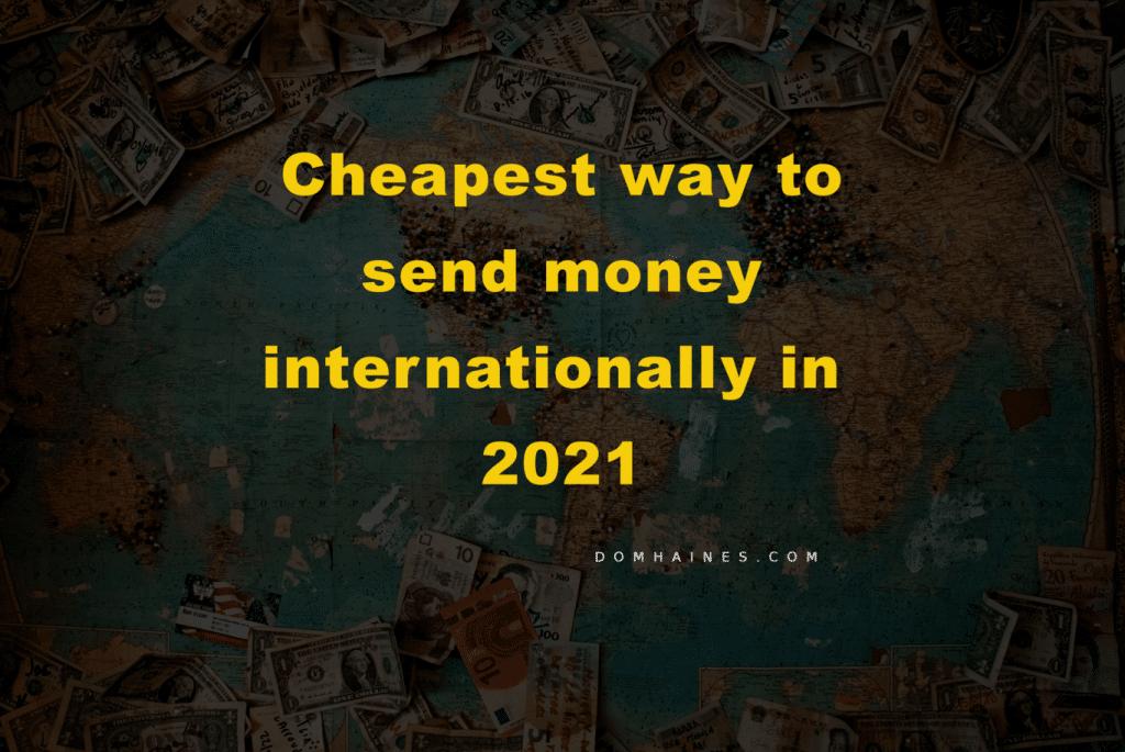 Wise international transfers