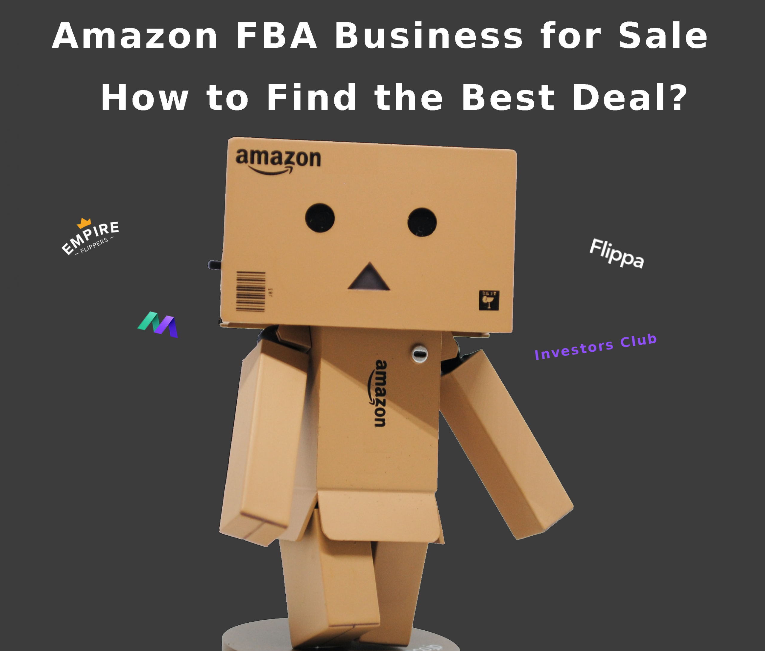 Amazon FBA business for sale