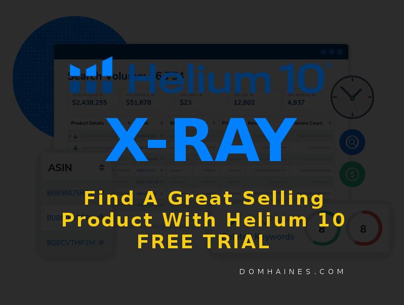 Helium 10 X-Ray