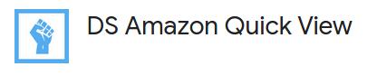 DS Amazon Quick View logo